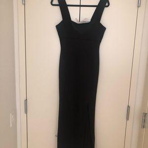 ASOS Dresses - ASOS square neck maxi dress with slit